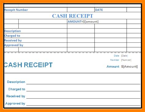 Receipt Voucher Template Word by 5 Receipt Voucher Format Fancy Resume