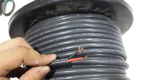Foss Rhodium Midbass Speaker baru audiobit perlengkapan audio cable fuse rca