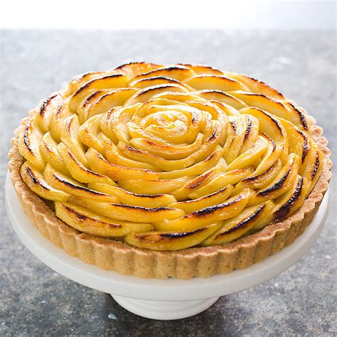 apple tart french apple tart america s test kitchen