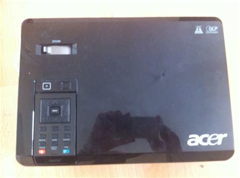 Proyektor Acer X110 acer x110 dlp projector3d ready 4500 hours left on the l from 5000 hours for sale in finglas
