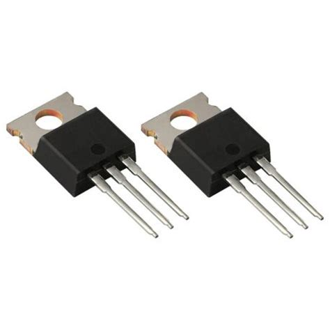 transistor mosfet n channel 2x fdp7030bl transistors mosfet n channel 60a 30v mchobby vente de raspberry pi arduino