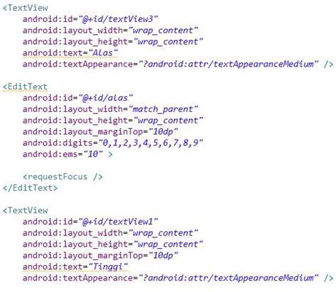 membuat aplikasi android menghitung luas segitiga membuat program menghitung luas segitiga di android