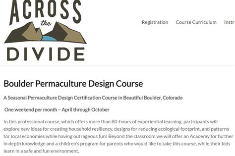 permaculture design certificate europe tara rae designs permaculture and seamstress designs for
