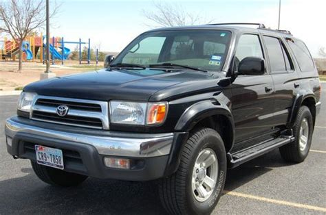 manual cars for sale 2000 toyota 4runner user handbook find used 2000 toyota 4runner sr5 sport utility 4 door 3 4l 5 speed manual in amarillo texas