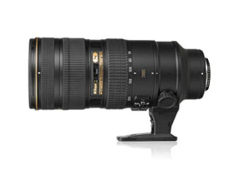 nikon af s nikkor 70 200mm f/2.8g ed vr ii versus