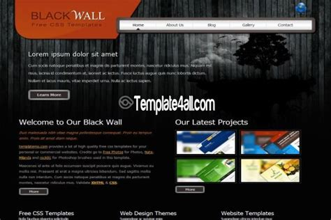 Free Css Website Templates Free Css Website Templates