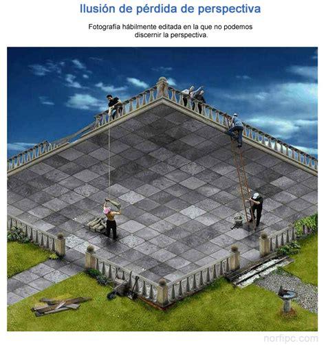 ilusiones opticas en minecraft ilusi 243 n 243 ptica de p 233 rdida de perspectiva ilusiones