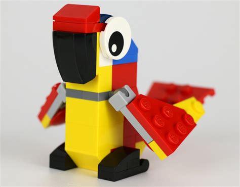 Dijamin Lego 30472 Polybag Parrot lego creator polybag papagei 30472 im review