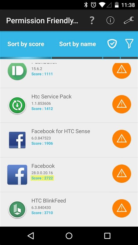android type how to check for out of app permissions on android 171 android hacks
