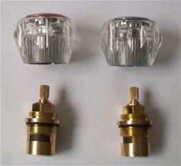 Bathroom Tap Heads Ceramic Bath Acrylic Tap Valve Reviver Kit 62010172