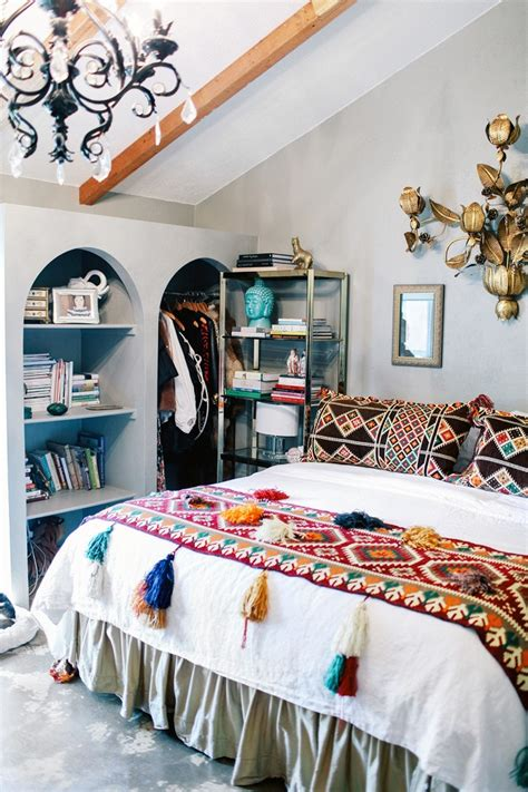 picks interior inspiration boho eclectic