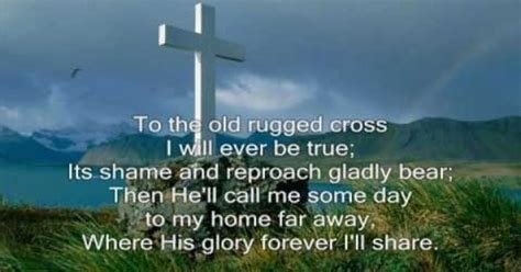 rugged cross by alan jackson the rugged cross alan jackson this has always been my favorite it was the favorite of the