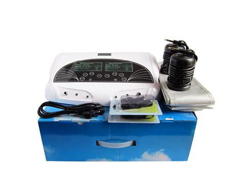 Ionic Foot Detox Machine Reviews by Cell Spa Foot Detox Reviews Shopping Cell Spa
