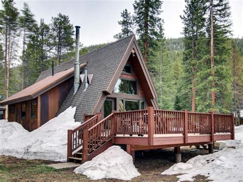 a frame cottage classic a frame cabin in tranquil setting vrbo