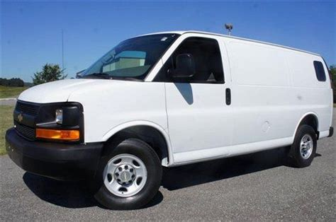 repair anti lock braking 2011 chevrolet express 2500 electronic throttle control sell used 2011 chevrolet 3500 express cargo van for sale power locks windows salvage title in