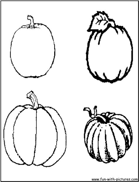 free five little pumpkins coloring pages