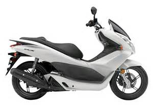 Honda Pcx 125 White Honda Motorcycle Pictures Honda Pcx 125 2011
