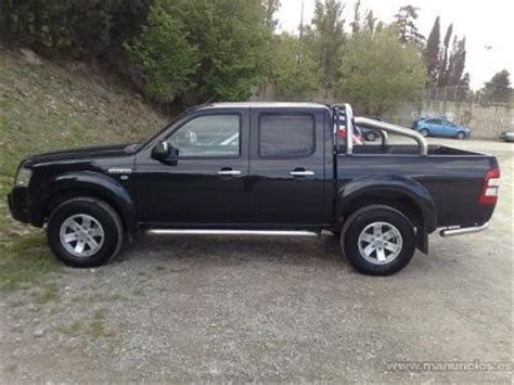 ford ranger pick up double cab thunder 25 tdci 4wd diesel
