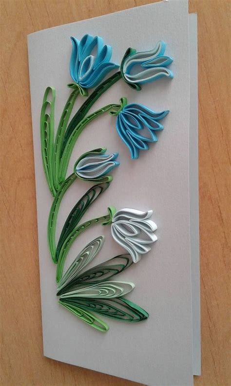 Paper Quilling Greeting Cards Designs