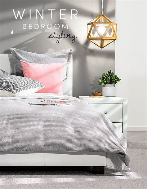 bedroom styling winter bedroom styling