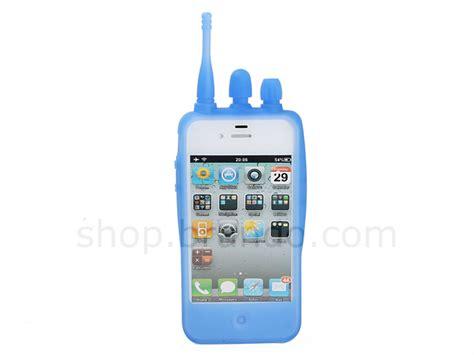 iphone  walkie talkie silicone case