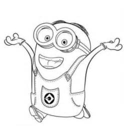 minions coloring page free coloring pages of oj minion