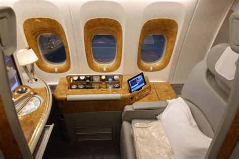 emirates first class review emirates first class 777 300er dubai to amman