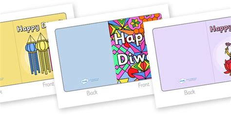 card insert template ks1 twinkl resources gt gt diwali card templates gt gt thousands of