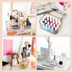 Makeup Vanity Decor Make Up Vanity Decor Stay Gold By Jv