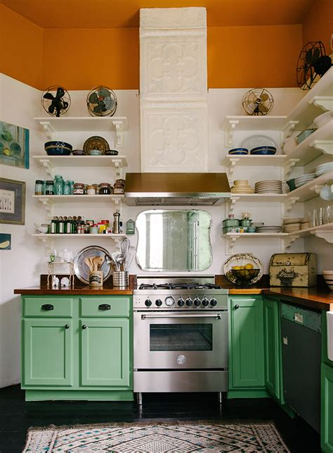 Kitchen Ceiling Paint by 25 Colorful Kitchens To Inspire You