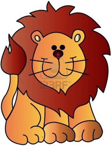 imagenes leones infantiles leones para pintar