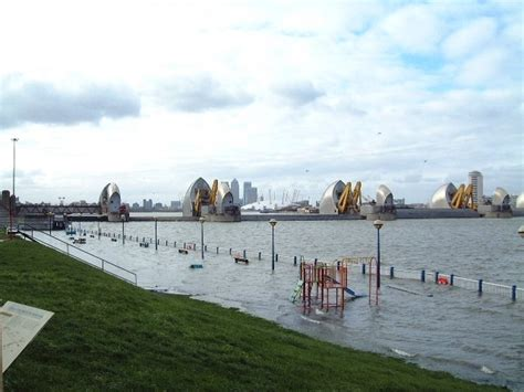 thames barrier environment agency scienceimage csiro