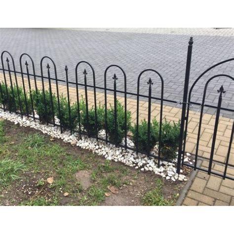 recinzioni per giardino recinzione giardino in ferro componibile