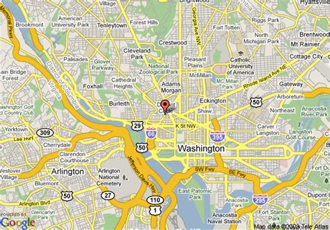 kimpton washington dc map map of hotel madera a kimpton hotel washington