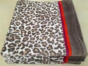 leopard print bath towels new arrival coffe color leopard print bath towel