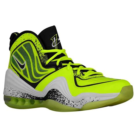 volt basketball shoes nike air v 5 hl highligher 628568 701 volt black