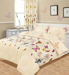 butterfly duvet cover with pillowcase quilt cover bedding