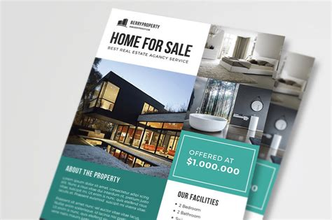 property flyer template free top 25 real estate flyers free templates