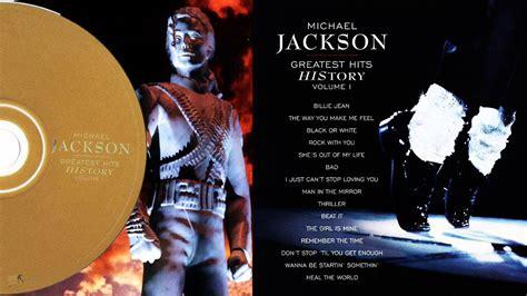 michael jackson history past present future album 09 thriller michael jackson history past present and