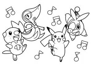 free printable pokemon coloring pages coloring pages