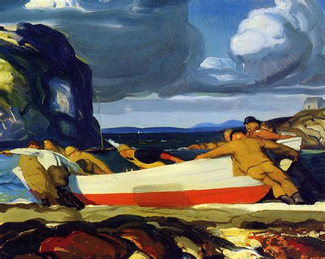 boat dory size the big dory 70 by george bellows painting id la 3570 ka
