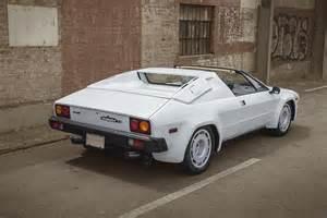1985 Lamborghini For Sale 1985 Lamborghini Jalpa For Sale Kastner S Garage
