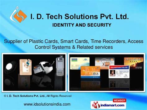 plastic card solutions    tech solutions pvt   delhi