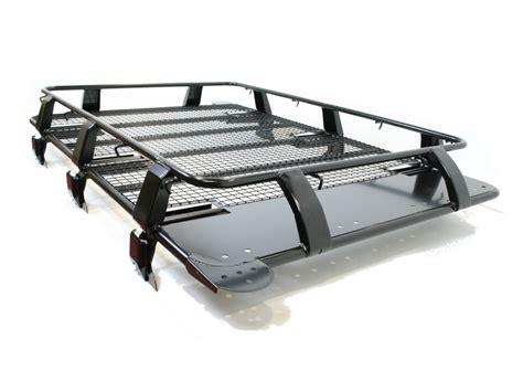 lada artigianale mercedes g wagen roof rack fully welded steel black