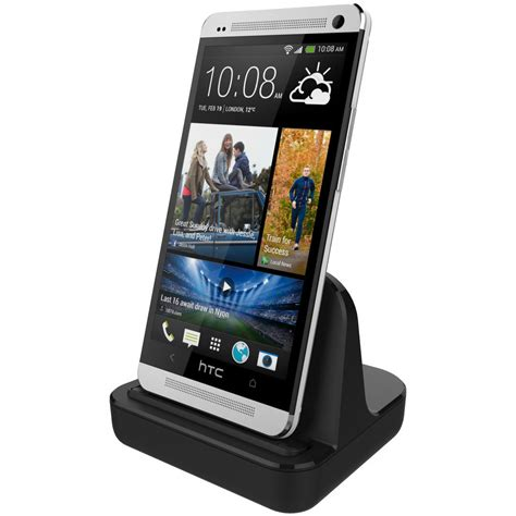 Htc One M7 htc one m7 charging dock charge sync cradle