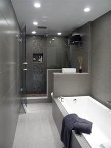 modern grey bathroom 25 gray and white small bathroom ideas