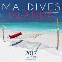 Calendar 2018 Maldives 2017 Wall Calendar Maldives Islands 2017 Calendar With 13