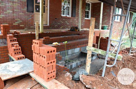 front porch plantation relics