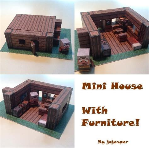 Papercraft Minecraft House - 69 best images about minecraft on