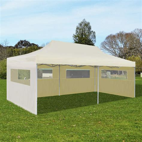 gazebo 3x6 pop up tent portable gazebo in 3x6m buy 3x6m